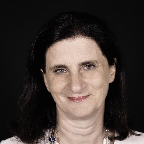Cecile Arbaud Portrait