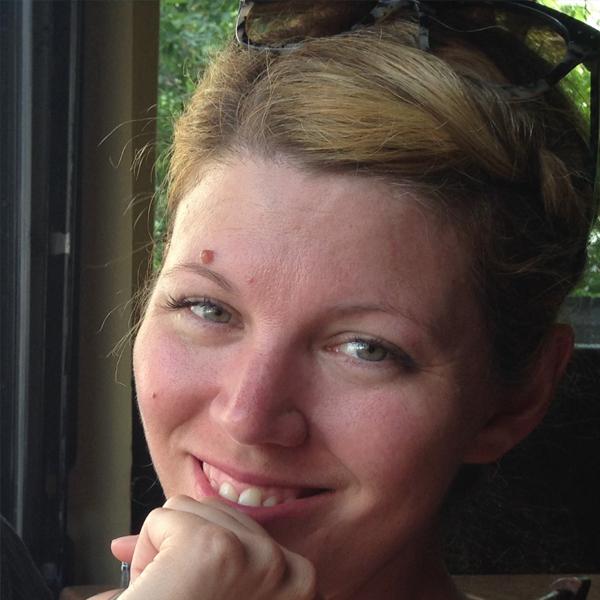 Melanie Redman Portrait