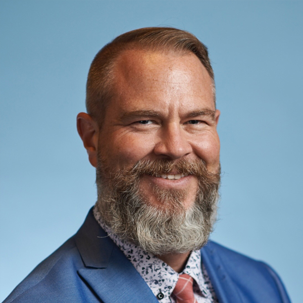 Michael Braithwaite Portrait