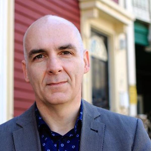 Sheldon Pollett Portrait
