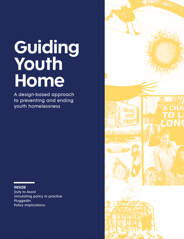 Guide Youth Home Report cover