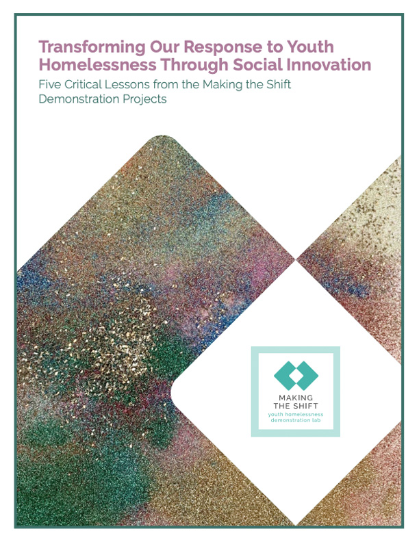 Transforming our response to Youth Homelessness Through Social Innovation